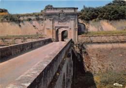 BLAYE La Citadelle La Porte Royale 7(scan Recto-verso) MA501 - Blaye