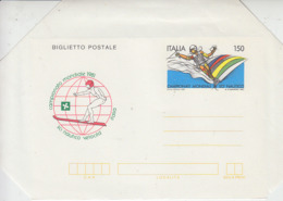 ITALIA  1981 - Intero Postale - Sci Nautico - Water-skiing