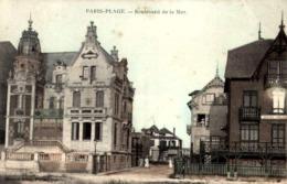 [62] Pas De Calais > Le Touquet  :paris Plage  : - Le Touquet
