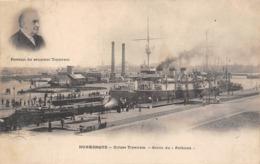 59-DUNKERQUE- ECLUSE TRYSTRAM, SORTIE DU POTHUAU - Dunkerque