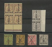 1888 Tunisie, Taxe N° 10 & 24 Neufs ** Tête-bêche + Oblitérés, Cote 68€ 75 - Tunisie (1888-1955)