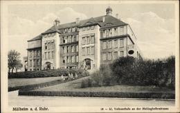 Cp Mülheim An Der Ruhr In Nordrhein Westfalen, Volksschule An Der Mellinghofer Straße - Allemagne
