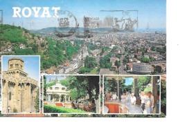 63 ROYAT Cpm Multivues - Royat