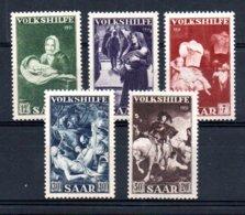 SAAR  N° 296 à 298 ** A Saisir !!! - Used Stamps
