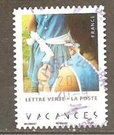 FRANCE 2019 Y T N °????  VACANCES Oblitéré Cachet Rond - Francia