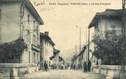 Dauphiné TENCIN (Isère) La Rue Principale RV - Other Municipalities