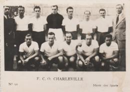 "Photo ""Miroir Des Sports"" - F.C.O.Charleville - Fussball"