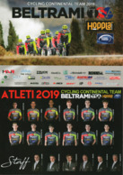 Cyclisme, Groupe Beltrami 2019, Photo Recto-verso - Ciclismo