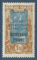 OUBANGUI-CHARI 1928 YT 79** SANS CHARNIERE NI TRACE - Unused Stamps