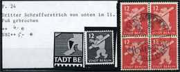 SBZ 1945 Nr 5 Gestempelt (106714) - Sowjetische Zone (SBZ)