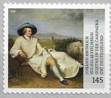 2018 Allem. Fed. Deutschland Germany Mi.  3397 **MNH  Goethe In Der Campagna; Gemälde Von Johann Heinrich Wilhelm Tischb - Unused Stamps