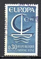 FRANCE. N°1490 Oblitéré De 1966. Europa'66. - Europa-CEPT