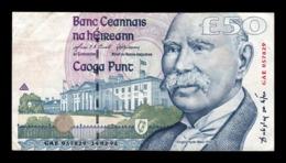 Irlanda Ireland 50 Pound 1996 Pick 78a BC/MBC F/VF - Ierland