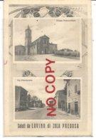 Zola Predosa, Bologna, 20.7.1936, Saluti. Chiesa Parrocchiale, Via Provinciale. - Bologna