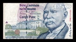 Irlanda Ireland 50 Pound 1999 Pick 78a BC/MBC F/VF - Ierland