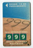 Telecarte °_ Finlande-999 Call Inter-Bord De Mer-12.96- R/V 5786 - Finnland