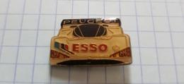 ☺♦♦ Pin's Pins / THEME AUTOMOBILE  -  ֎ PEUGEOT 905 - Pub ESSO - Rallye - Peugeot