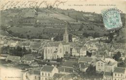 WW 24 LE BUGUE. Avenue De Lafarge 1907 - Sonstige Gemeinden
