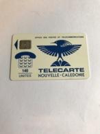 New Caledonia - 1  Phonecare With Chip - Nuova Caledonia