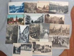 Belgique - 150 Cartes Postales Anciennes - 100 - 499 Cartes