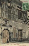 LA HAUTE GARONNE  NOE  Vieille Maison Colorisée Labouche  RV - Sonstige Gemeinden