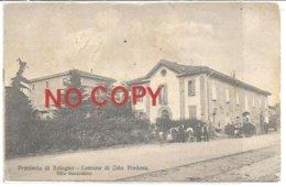 Zola Predosa, Bologna, 1.8.1909, Villa Guazzaloca. - Bologna