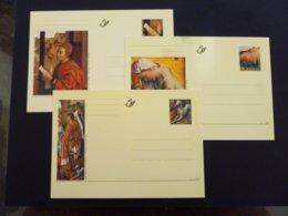 BELGIE BRIEFKAART 68/70 AAN POSTPRIJS - Stamped Stationery