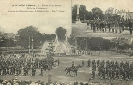 CPA Militaire - NANCY - Le 14 Juillet A NANCY (90681) - Nancy