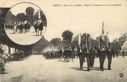CPA Militaire - NANCY - Revue Du 14 Juillet - Defile (90780) - Nancy