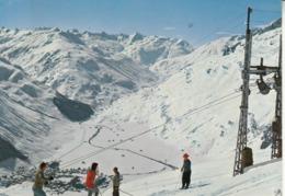 Skilift Svizzera - Natschen Gutsch - Postcards