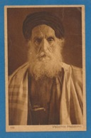 LIBIA LIBYA TRIPOLI VECCHIO RABBINO 1921 - Libya