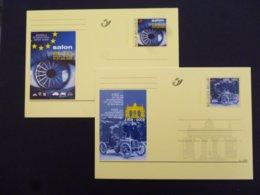 BELGIE BRIEFKAART 96/97 AAN POSTPRIJS - Stamped Stationery