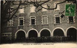 CPA College De MORTAIN - Le Batiment Neuf (209079) - Other Municipalities