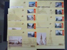 BELGIE BRIEFKAART 108/117  AAN POSTPRIJS - Stamped Stationery