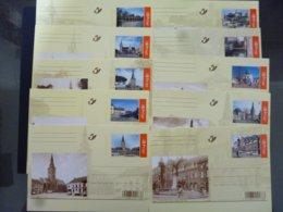 BELGIE BRIEFKAART 118/27  AAN POSTPRIJS - Stamped Stationery
