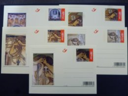BELGIE BRIEFKAART 129/133  AAN POSTPRIJS - Stamped Stationery