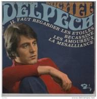 Michel Delpech -Il Faut Regarder Les étoiles -Bécassine - Vinyl-Schallplatten