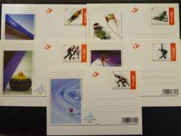BELGIE BRIEFKAART 144/148  AAN POSTPRIJS - Stamped Stationery