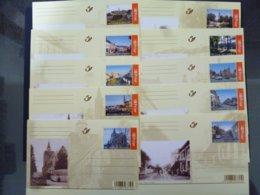 BELGIE BRIEFKAART 149/158  AAN POSTPRIJS - Stamped Stationery