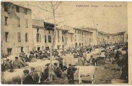 A3 Ariege 09 VARILHES Foire Aux Boeufs 1906 TBE - Varilhes