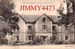 CPA - ROSOY - Le Château Du Bois En 1912 ( Côté Sud ) ( Canton De Chalindrey ) 52 Haute Marne - Cliché L. Merger - Chalindrey