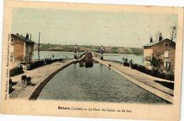 CPA BRIARE - Le Pont Du Canal Vu De Face (164959) - Briare