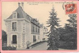 Joué Les Tours - Bois-Bonnevie Chateau (coté Sud-ouest) (Joué-lez-Tours) - France
