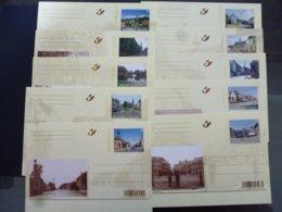 BELGIE BRIEFKAART 160/169 AAN POSTPRIJS - Stamped Stationery