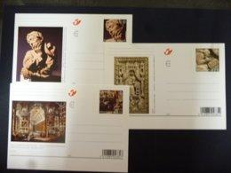 BELGIE BRIEFKAART 170/172 AAN POSTPRIJS - Stamped Stationery
