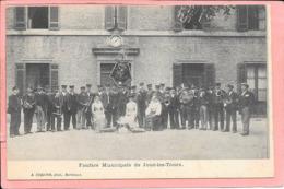 Fanfare Municipale De Joué Les Tours Parfait état - Frankreich