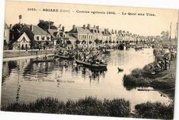 CPA BRIARE - Comice Agricole 1905 - Quai Aux Vins (212959) - Briare