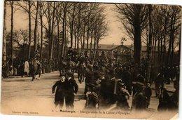 CPA MONTARGIS - Inauguration De La Caisse D Epargne (213004) - Montargis