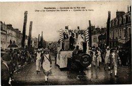 CPA MONTARGIS - Char Le Carrefour Des Ecrases (213016) - Montargis