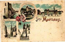 CPA Souvenir De MONTARGIS (213017) - Montargis